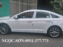 Bán Hyundai Sonata mới đời 2016, màu trắng, nhập khẩu chính hãng