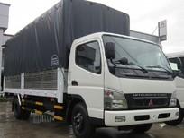Xe tải Mitsubishi Fuso 5 tấn Canter 8.2HD tặng ngay thùng xe