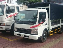 Xe tải Mitsubishi Fuso 3,5 tấn Canter 6.5Wide tặng ngay thùng xe