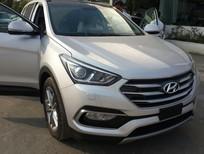 Giảm ngay 50 triệu tiền mặt và phụ kiện có giá trị khi mua Santa fe Full options tại Hyundai Kinh Dương Vương