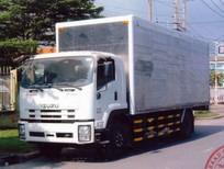 Cần bán Isuzu FVM 34T đời 2016, màu bạc, nhập khẩu nguyên chiếc