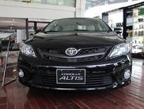 Cần bán Toyota Altis 1.8MT 2016, màu đen GIÁ CÒN 722 triệu có kèm quà tặng hấp dẫn. LH Huy 0978329189