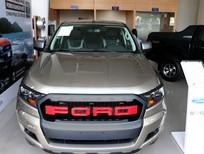 Xe bán tải Ford Ranger XLS 2.2 (1 cầu, số sàn) 2016, xe nhập Thái, giá 659 triệu (chưa KM), Hồ Chí Minh