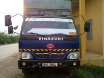 Bán Vinaxuki 3500TL đời 2008, màu xanh lam