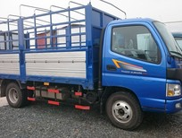 Giá bán xe tải 5 tấn, xe tải Thaco Aumark tải trọng 5 tấn mới, sử dụng động cơ công nghệ Isuzu, giá tốt nhất