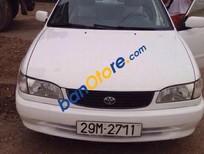 Bán ô tô Toyota Corolla 1.3 XL đời 2000, màu trắng giá cạnh tranh