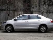 Cần bán Toyota Vios E sản xuất 2012, màu bạc, 450tr