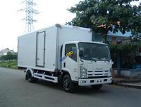 Xe Isuzu 5.5 tấn, xe tải Isuzu 5.5T thùng mui kín, mua xe Isuzu tặng trước bạ 100%