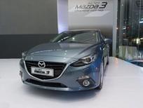 Bán Mazda 3 AT đời 2016, màu xanh, ưu đãi lớn liên hệ ngay