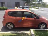 Cần bán xe Honda FIT đời 2012, màu vàng