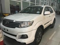 Cần bán Toyota Fortuner 2.5G đời 2017, màu trắng nhận xe sớm tại Toyota Đông Sài Gòn- Gò vấp