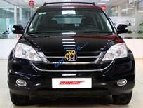 Xe Honda CR V 2.0AT sản xuất 2010, màu đen, nhập khẩu chính chủ