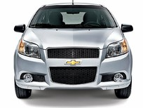 Cần bán Chevrolet Aveo LTZ đời 2016, màu bạc, nhập khẩu, giá chỉ 481triệu