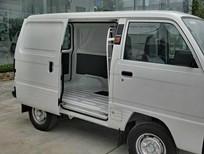 Suzuki Quảng Ninh bán xe van 2 chỗ, 580kg, Suzuki cóc, giá ưu đãi lớn