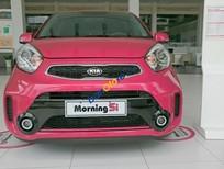 Bán Kia Morning 2016, có đủ màu, hỗ trợ trả góp 80%, lãi suất cực thấp. Giao xe ngay, LH 0908 345 568