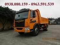 Bán xe ben DongFeng Trường Giang 8.5 tấn 8.75 tấn 9.2 tấn giá tốt nhất thị trường
