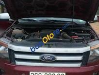 Bán xe Ford Ranger MT năm 2013, màu đỏ, nhập khẩu chính hãng