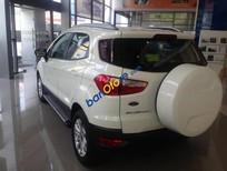 Cần bán Ford EcoSport Trend AT sản xuất 2016, màu trắng