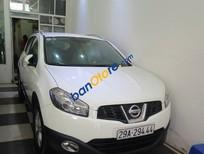 Cần bán xe ô tô Nissan Qashqai AT đời 2011, màu trắng