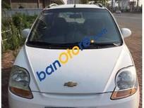 Cần bán xe Daewoo Matiz MT đời 2003, màu trắng