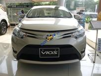 Toyota Vios E đời 2016, có giao xe ngay, hỗ trợ vay 85%. Liên hệ đặt xe để nhận ưu đãi tốt nhất tại Toyota Hùng Vương