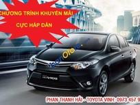 Toyota Vinh - Toyota Vios khuyến mại lớn, giao xe ngay, hỗ trợ trả góp 85% - Liên hệ: 0973.457.999 - 0983.780.888