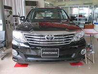 Toyota Fortuner 2016, máy dầu, hỗ trợ mua xe với lãi suất cực thấp, tặng nhiều quà theo xe giá trị. Có xe giao ngay