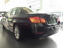 Bán xe BMW 5 Series sản xuất 2016, màu đen, nhập khẩu