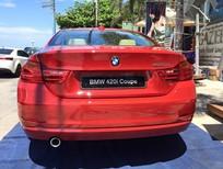 Bán xe BMW 4 Series 420i Coupe đời 2016, màu nâu, nhập khẩu nguyên chiếc