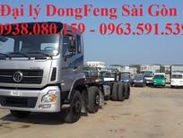 Chuyên bán xe tải Dongfeng 4 chân 18.7 tấn giá tốt nhất, Đại lý bán xe tải Dongfeng 4 chân giá tốt
