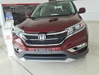 Khuyến mãi 70 Triệu - Honda CRV 2017 mới - tặng ngay bảo hiểm vật chất, nhiều phụ kiện chính hãng - giao xe đủ các màu !