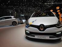 Bán ô tô Renault Clio RS đời 2016, màu trắng, nhập khẩu nguyên chiếc