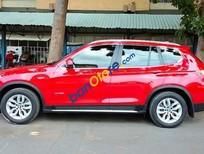 Bán xe BMW X3 xDrive20i 2016, màu đỏ, nhập khẩu chính hãng số tự động