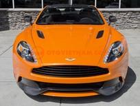 Bán ô tô Aston Martin Vanquish đời 2016, màu vàng, xe nhập