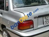 Cần bán gấp Kia Pride đời 1995, màu bạc, nhập khẩu, giá 55tr