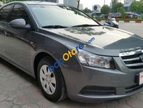 Cần bán lại xe Daewoo Lacetti SE đời 2011, màu xám, xe nhập số sàn