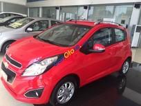 Cần bán xe Chevrolet Spark LT đời 2015, màu đỏ, giá chỉ 358 triệu