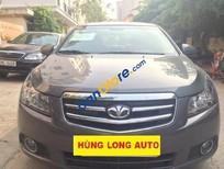 Cần bán xe Daewoo Lacetti SE sản xuất 2011, màu xám đã đi 35000 km