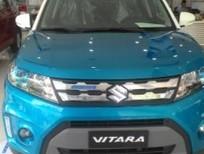 Bán Suzuki Vitara đời 2016, màu xanh lam, nhập khẩu chính hãng giá cạnh tranh