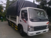 Giá xe tải Fuso Canter 8.2 tấn/8t2 thùng dài 5.6m trả góp, giá rẻ