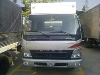 Mua xe tải Canter 4.5 tấn/4t5 trả góp, Fuso canter 4.5 tấn thùng bat/thùng kín giá rẻ
