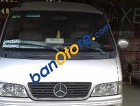 Cần bán xe Mercedes MB đời 2003, màu bạc, nhập khẩu chính hãng, giá tốt