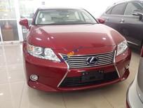 Bán xe Lexus ES 300h màu đỏ, xuất Mỹ