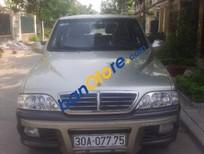 Bán Ssangyong Musso Libero sản xuất 2006 xe gia đình, 270 triệu