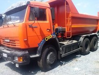 Tổng đại lý bán xe Kamaz Ben 15 tấn, trả góp lãi suất thấp giao xe toàn quốc