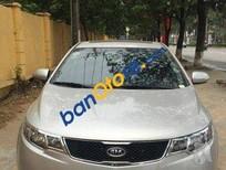 Cần bán xe Kia Cerato MT 2009, màu bạc