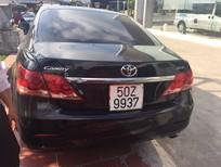 Cần bán gấp Toyota Camry 2.4G sản xuất 2012, màu bạc, như mới