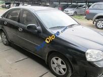 Bán xe chính chủ Daewoo Lacetti CDX 1.8 đời 2007, màu đen