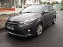 Xe Toyota Yaris 1.3E đời 2014, màu xám, giá tốt