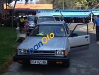 Cần bán xe Toyota Tercel đời 1985, màu bạc số tự động, 70tr